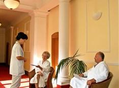 علاج طبيعي مكثف في المصح القيصري في مدينة تبليتسة - التشيك -