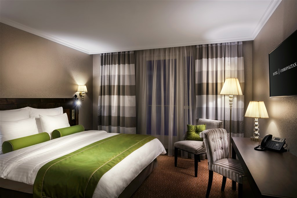 فندق كوسموبوليتان براغ -