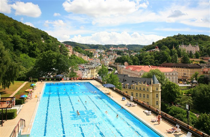 Weight Loss Program Thermal - Karlovy Vary